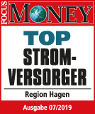Mark E Top Stromversorger bei Focus Money