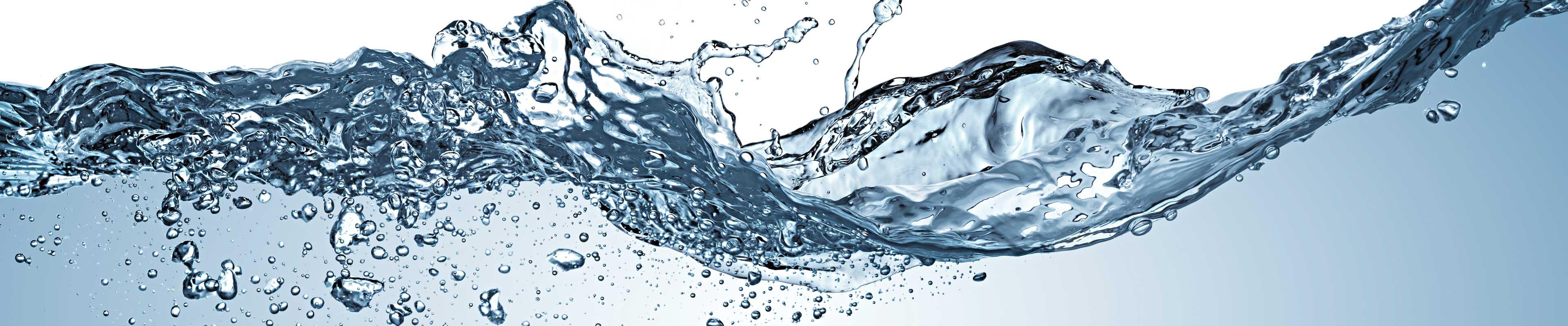 Mark-E produziert das frische Nass in 2 Wasserwerken