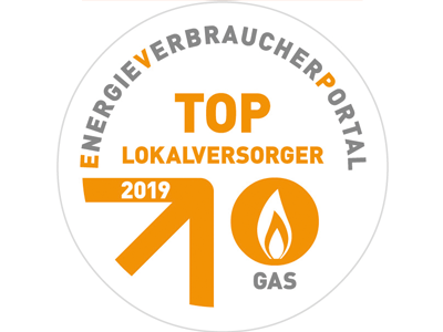 Energieverbraucherportal: Mark E ist Top-Lokalversorger Gas