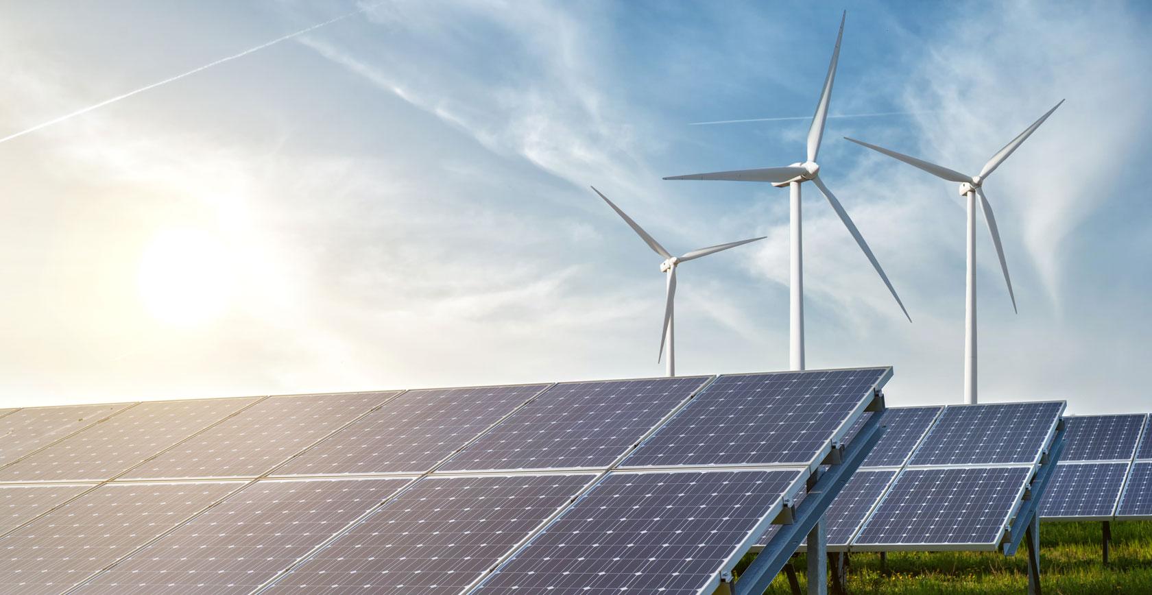 Erneuerbarer Energien Anlagen in der Mark-E Direktvermarktung