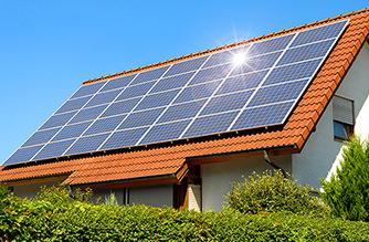 Solaranlagen sind eine ideale Ergänzung zur Erdgasheizung