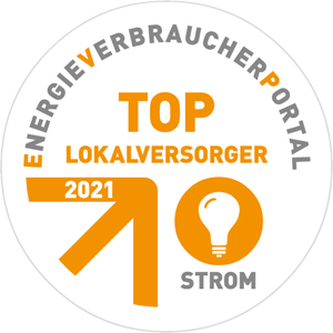 Energieverbraucherportal: Mark E Top-Lokalversorger Strom